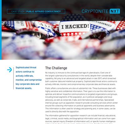 Public Affairs Consultancy - CryptoniteNXT